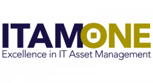 Logo ITAM ONE Excellence in IT Asset Management