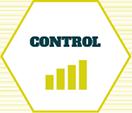 Das Blütenblatt-Icon des OFFICE ASSET Moduls IT Control