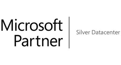 Logo Microsoft Partner Silver Datacenter